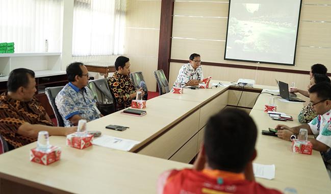 Sosialisasi Klinik Pratama Soedirman di IT Telkom Purwokerto