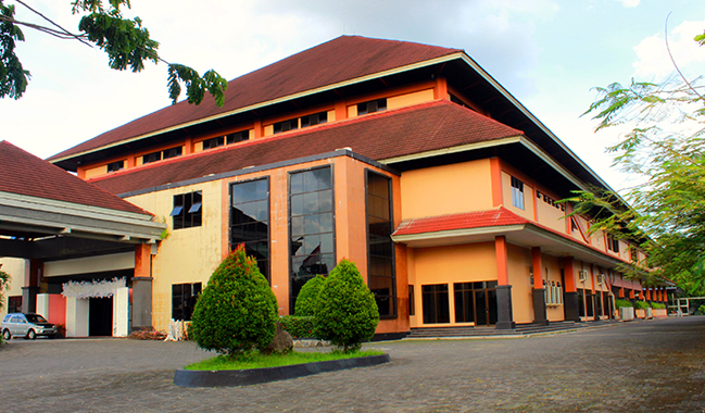Paket Sewa Graha Widyatama & Gedung Soemardjito