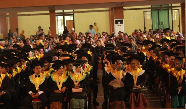 Wisuda Universitas Jenderal Soedirman