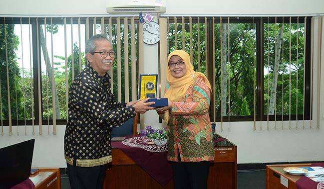 BPU UNSOED Menerima Kunjungan Studi Banding dari BPPU Univeritas Negeri Yogyakarta
