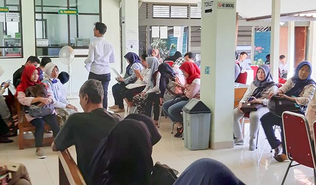 Sebanyak 2.391 Mahasiswa Baru Unsoed Melakukan Tes NAPZA