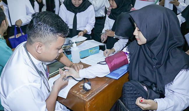 Klinik Pratama Soedirman Gelar Pemeriksaan Kesehatan Bagi Calon Mahasiswa Baru UNSOED