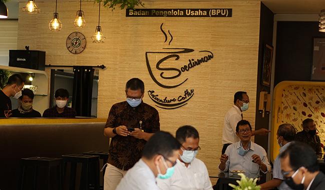 Kabar Gembira Bagi Pecinta Kopi, UNSOED kini miliki Soedirman Adventure Coffee