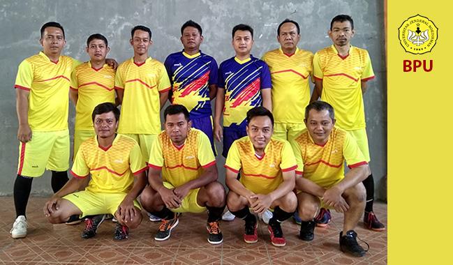 Tim Futsal BPU Raih Posisi Runner Up Kejuaraan Dies Natalis Unsoed ke 56