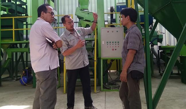 UNSOED Mulai Lakukan Uji Fungsi Produksi Beras Premium